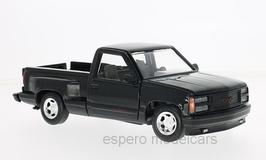 GMC Sierra GT Pick Up 1993-1995 schwarz