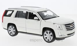 Cadillac Escalade IV GMTK2XL seit 2015 weiss