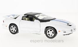 Pontiac Firebird IV 1999-2002 weiss / blau
