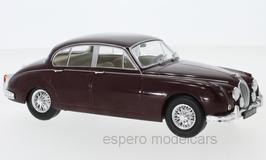 Jaguar MK II 1959-1969 dunkelrot