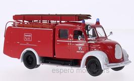 """Magirus Deutz Mercur TLF 16 1961 """"Feuerwehr Selbitz"""" rot / weiss"""