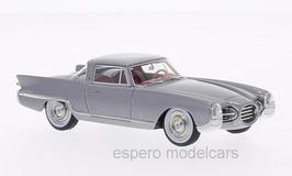 Nash Rambler Palm Beach Pininfarina 1956 grau met.