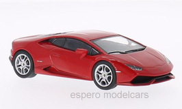 Lamborghini Huracan LP 610-4 seit 2014 rot met.
