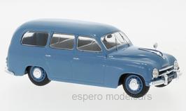 Skoda 1201 Kombi 1955-1961 hellblau