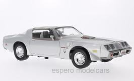 Pontiac Firebird TransAm II Phase II 1979-1981 silber met.