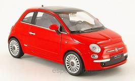 Fiat 500 Phase I 2007-2015 rot