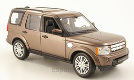 Land Rover Discovery IV Phase I 2009-2013 braun met.