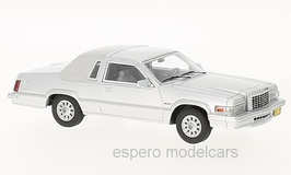 "Ford Thunderbird VIII ""Box Birds"" 1980-1982 silber met."