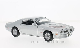 Pontiac Firebird II Trans Am Phase I 1970-1974 silber met. / mit Decor