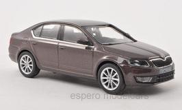 Skoda Octavia III Sedan seit 2013 Topaz braun met.