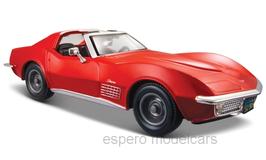 Chevrolet Corvette C3 Targa 1967-1975 rot
