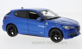 Alfa Romeo Stelvio Quadrifoglio Typ 949 seit 2017 dunkelblau met.