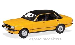 Ford Cortina MK IV 2.3 S 1976-1979 Signal Amber / matt-schwarz