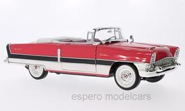 Packard Caribbean Convertible 1955-1956  pink / weiss / schwarz