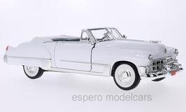 Cadillac Coupé De Ville Convertible 1949 weiss