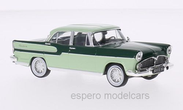Simca Chambord 1957-1961 hell- / dunkelgrün