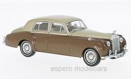 Rolls Royce Silver Cloud I 1955-1959 RHD gold met. / braun