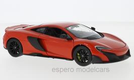 McLaren 675LT 2015-2017 hellrot /schwarz