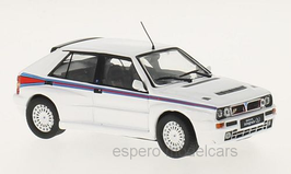 Lancia Delta Integrale Martini 1992 weiss / Decor