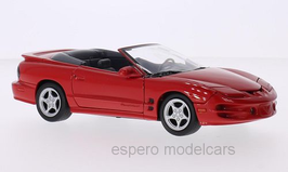 Pontiac Firebird IV Convertible Phase II 1998-2002 rot