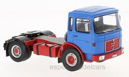 MAN 16.320 Zugmaschine 1972-1977 blau / rot