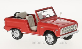 Ford Bronco Roadster Phase I 1966-1972 rot