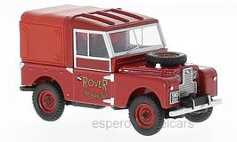 "Land Rover Series 1 88 1948-1958 RHD ""Rover Fire Brigade"" Hardtop rot"