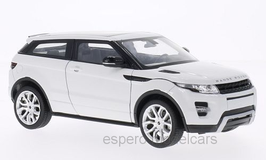 Land Rover Evoque Coupé Phase I 2011-2015 weiss