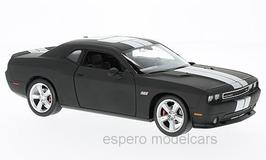 Dodge Challenger SRT Phase II seit 2014 matt-schwarz / weiss