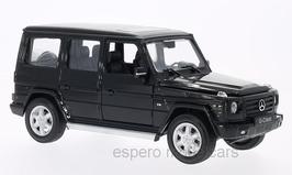 Mercedes-Benz G-Klasse lang 2008-2012 schwarz