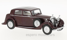 Rolls Royce 25/30 Trupp & Maberly 1936- 1938 RHD dunkelrot