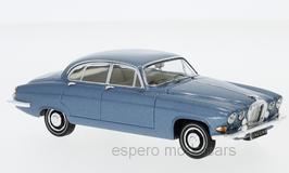 Jaguar Mark X 1961-1970 RHD hellblau met.