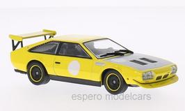Lamborghini Jarama Sport Rally 1972 Bob Wallace gelb