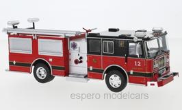 Seagrave Marauder II 2015 FireDepartment rot / schwarz