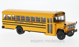 "GMC S 6000 Schoolbus ""Loysville School District USA 1989"" gelb"