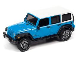Jeep Wrangler JK Unlimited Sport 2018 Chief Blue / White/ Black