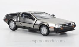 DeLorean DMC-12 1981-1982 aluminium