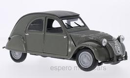 Citroën 2CV A 1949-1954 dunkelgrau