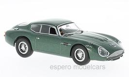 Aston Martin DB4 GT Zagato 1960-1963 RHD grün met.