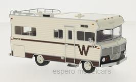 Winnebago Brave Wohnmobil 1973 beige / braun