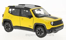 Jeep Renegade Phase I 2014-2018 gelb / schwarz