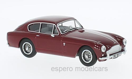 Aston Martin DB2 MKIII 1957-1959 RHD dunkelrot