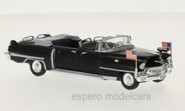 "Cadillac Presidential Convertible 1956 schwarz ""Dwight Eisenhower & Queen Elizabeth II"""