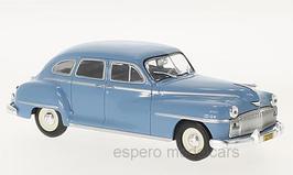 Desoto Deluxe 4-Door Sedan 1946-1949 hellblau