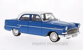 Opel Kapitän 1955-1958 blau / weiss