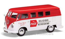 """VW T1c Bus 1963-1967 """"Coca Cola weiss / rot"""""""