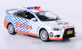 Mitsubishi Lancer Evolution X seit 2009 Police Australien