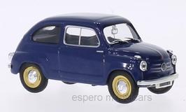 Fiat 600 Berlina 1957-1964 dunkelblau