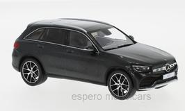 Mercedes-Benz GLC X253 Phase II seit 2019 dunkelgrau met.