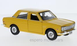 Datsun 510 Bluebird 1967-1972 gelb